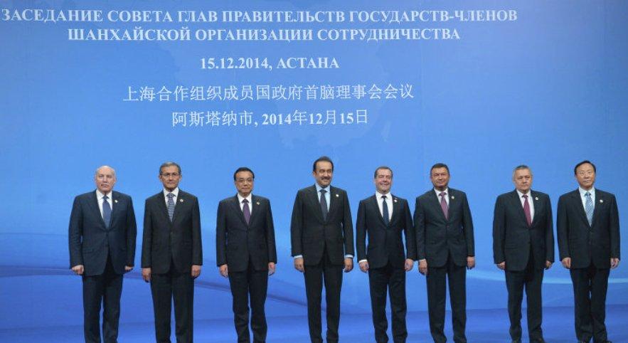 Назарбаев обсудил с главами правительств ШОС дедолларизацию и новую экономическую политику
