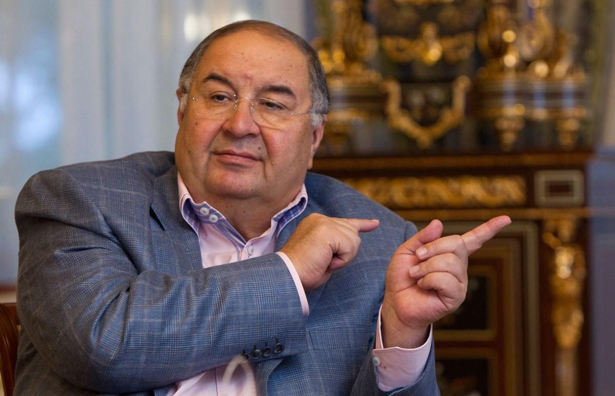 Forbes признал Алишера Усманова бизнесменом года