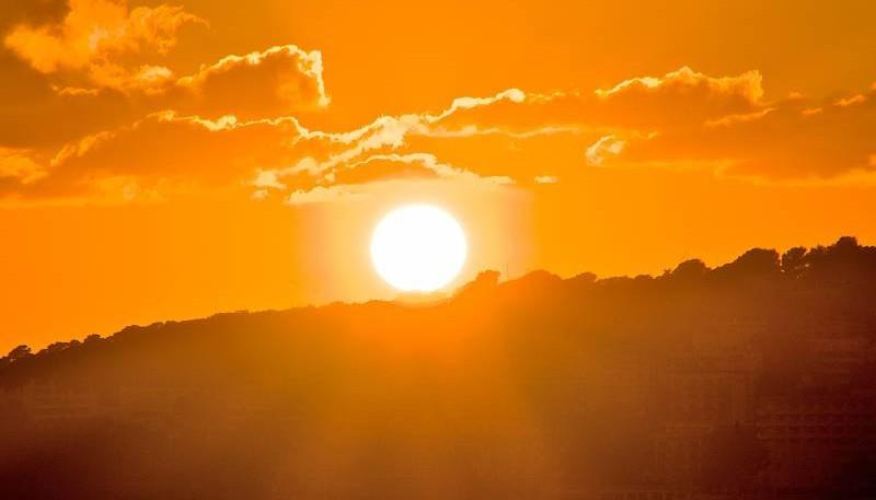В Узбекистана температура воздуха может прогреться почти до 40°