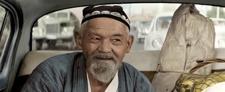 Дедушка. Памяти Народного артиста Узбекистана Хикмата Латипова