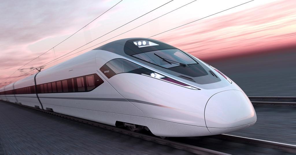 Китай планирует построить высокоскоростную железную дорогу в Германию через Узбекистан