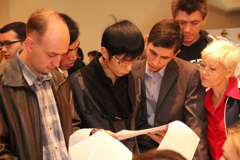 14 марта - ярмарка вакансий в Ташкенте