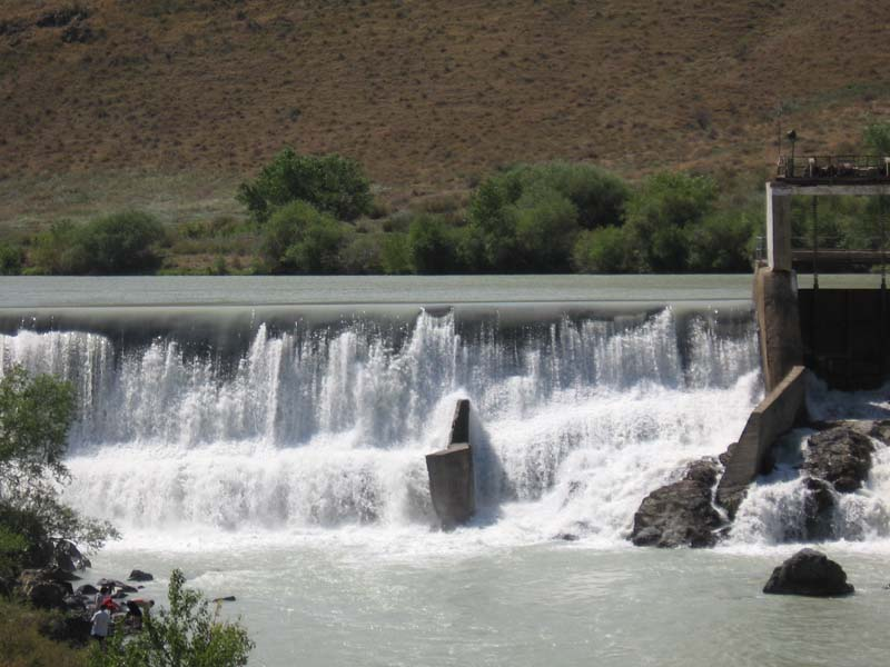 Ташкентские водозаборы