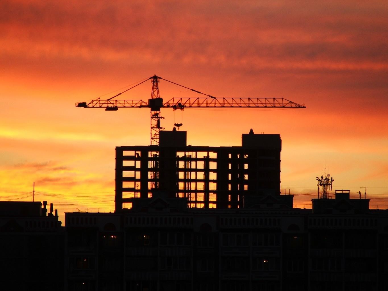 В Ташкенте достроят 12-этажный дом на Чиланзаре