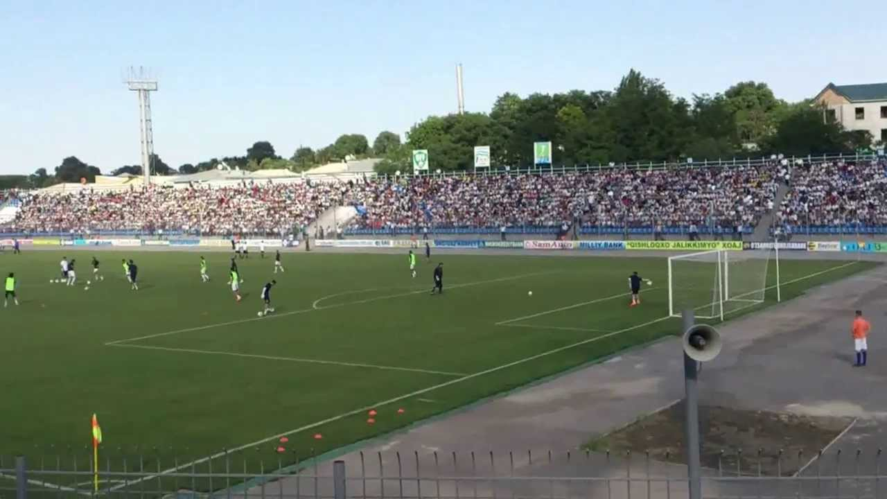 МВД ведет расследование инцидента на стадионе в Самарканде