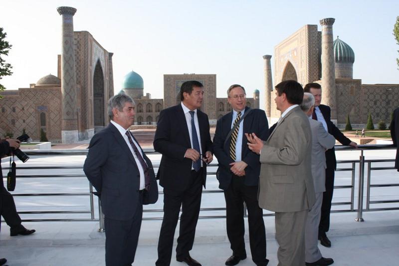 На конференцию об истории науки в Узбекистан прибыли представители 40 стран