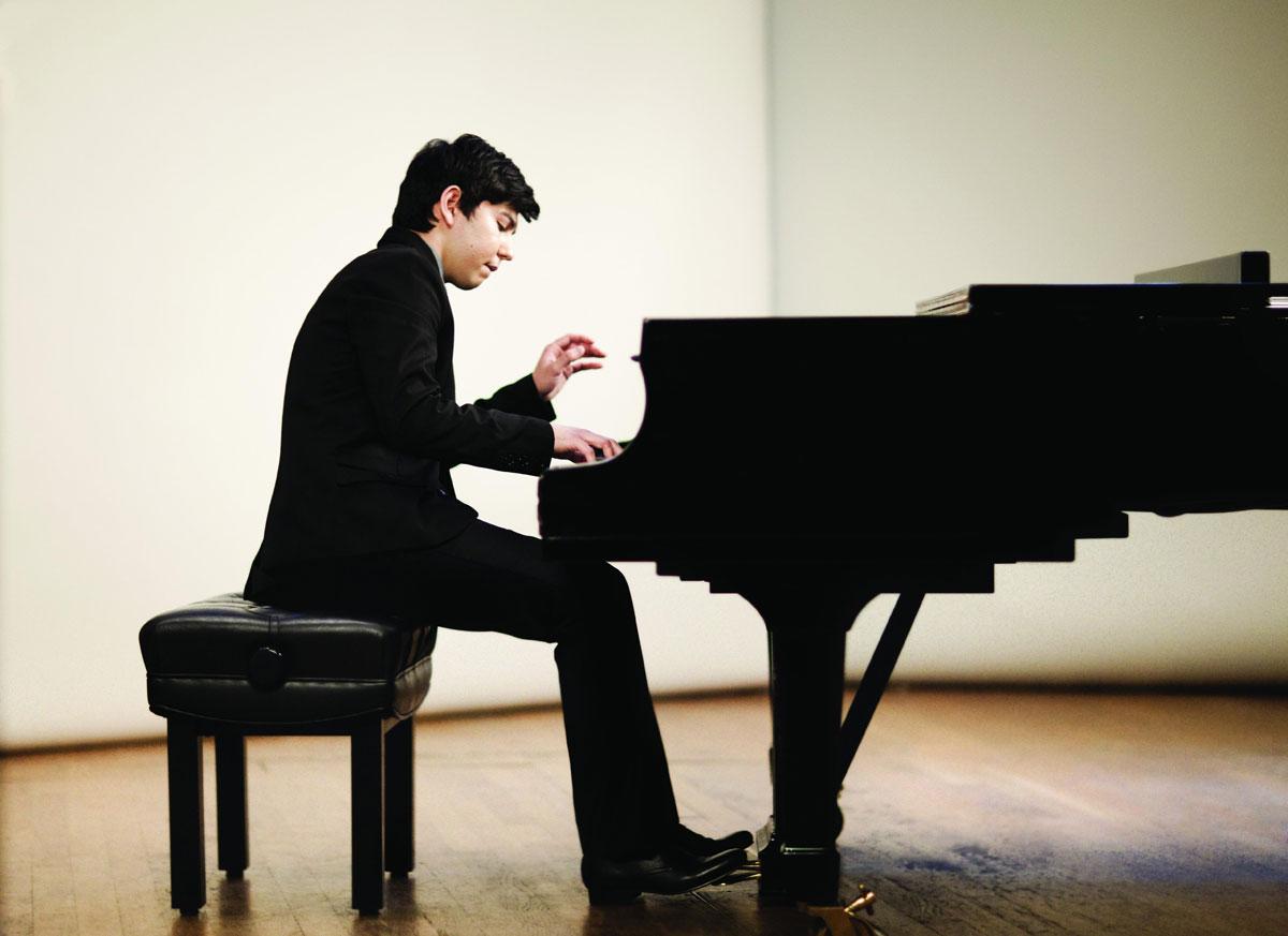 Концерт с участием пианиста из Узбекистана смотрело несколько миллионов людей
