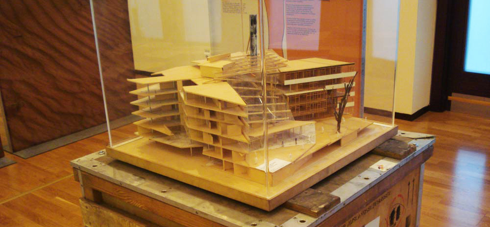 Экологическая архитектура уже в Ташкенте