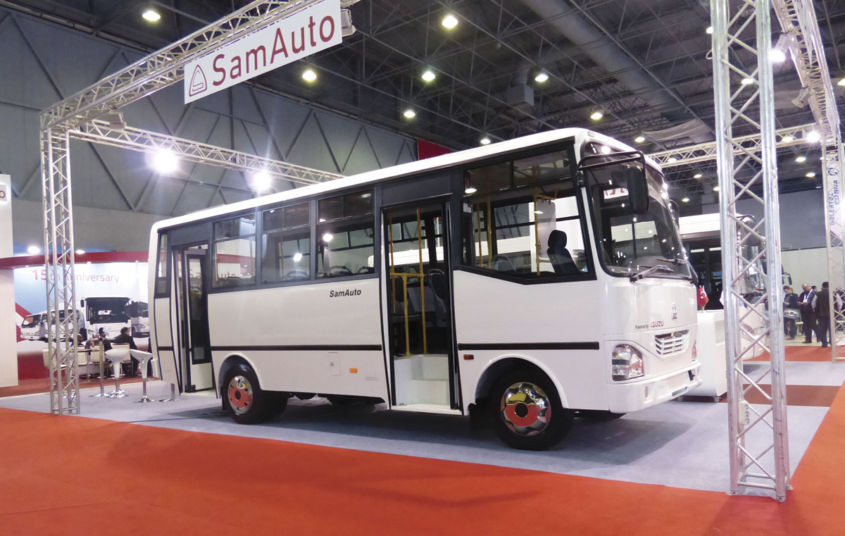 На заводе SamAuto введут новые линии сборки крупнотоннажных грузовиков и автобусов