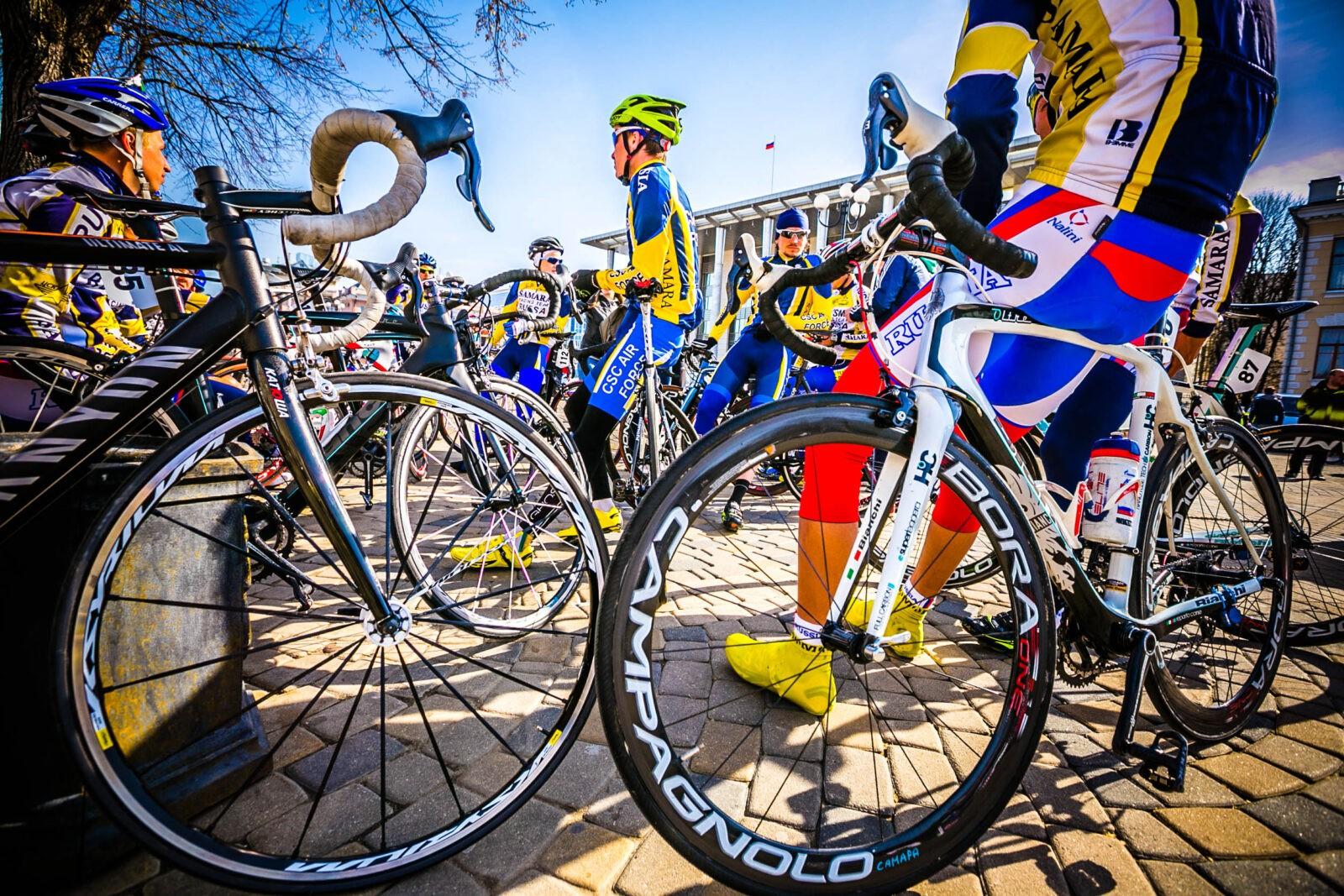 В Самарканде впервые за 20 лет проведены соревнования велосипедистов