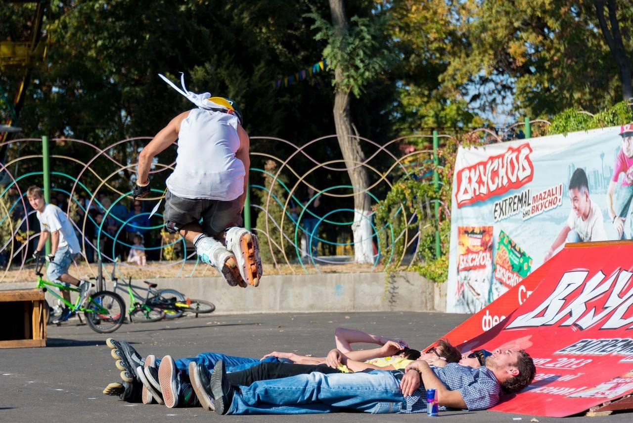 Как обстоят дела с экстремальным спортом в Узбекистане?