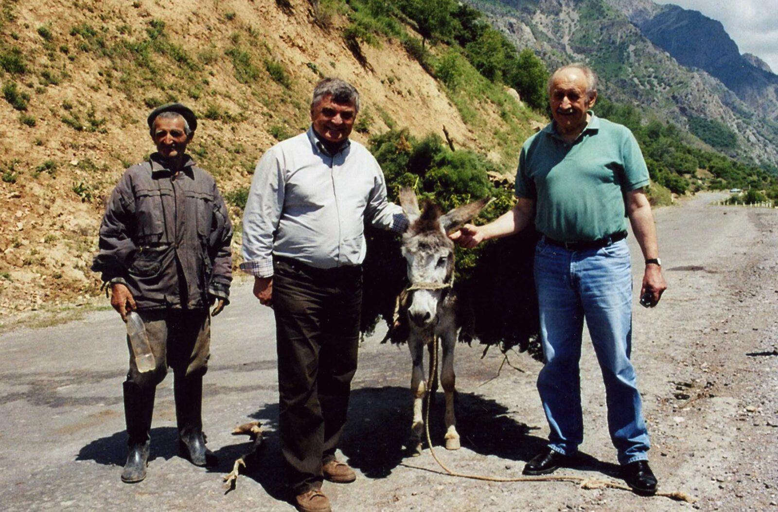 Вольфганг Шрайбер: 20 лет работы в Узбекистане для развития сильного гражданского общества