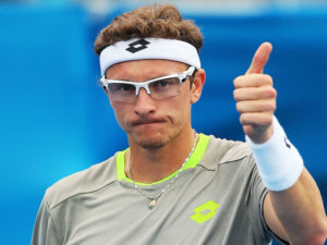 Истомин прошел в четвертьфинал в Санкт-Петербурге