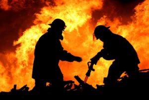 МВД: 276 пожаров за неделю