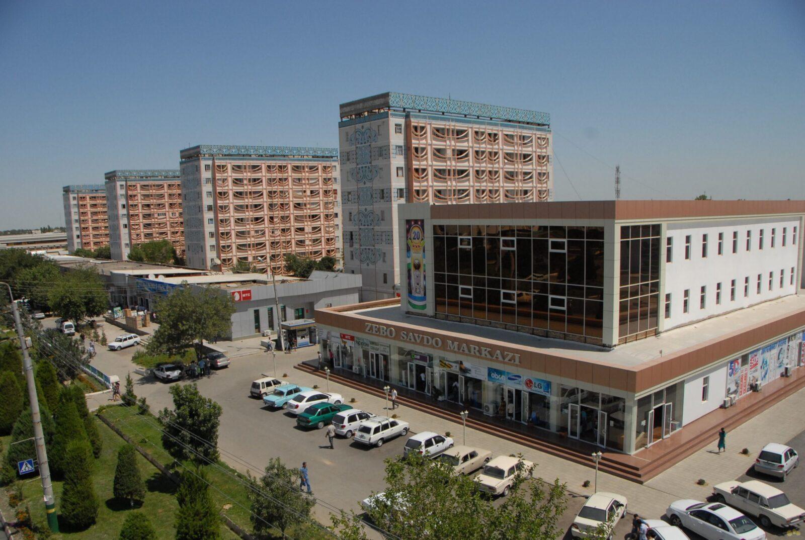 В индустриальной зоне «Джиззак» запланирована реализация 15 проектов