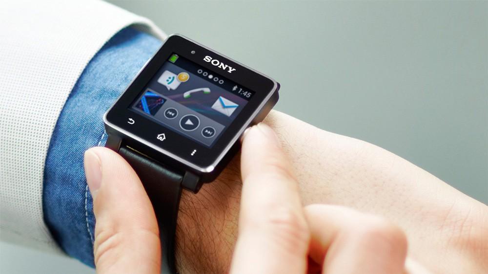 «Умные часы» Sony SmartWatch 2 уже в Ташкенте