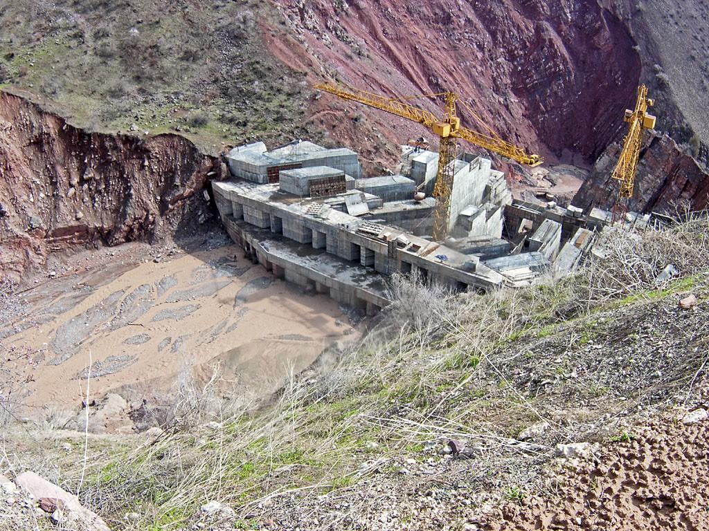Всемирный банк вынесет свой вердикт по завершению строительства Рогунской ГЭС в августе