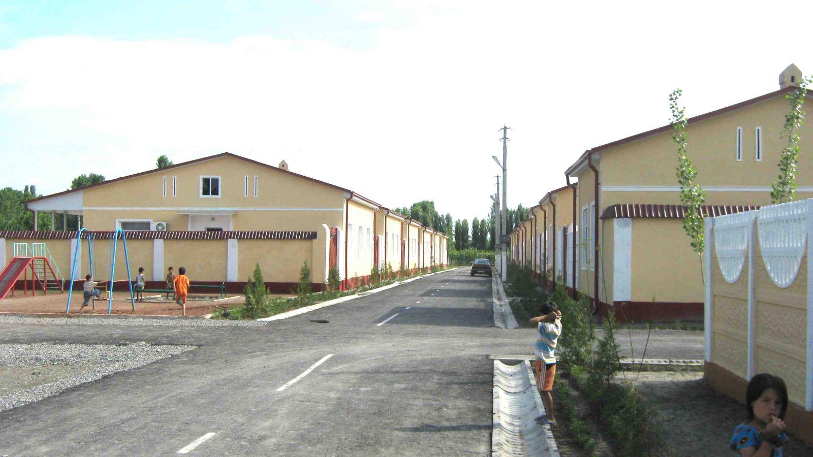 В Хорезмской области построят 807 сельских домов на 28 массивах