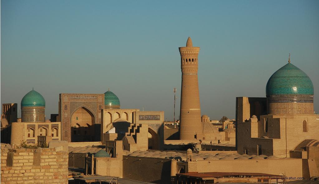Узбекистан не разрешил съемочной группе из Кыргызстана снимать в Бухаре