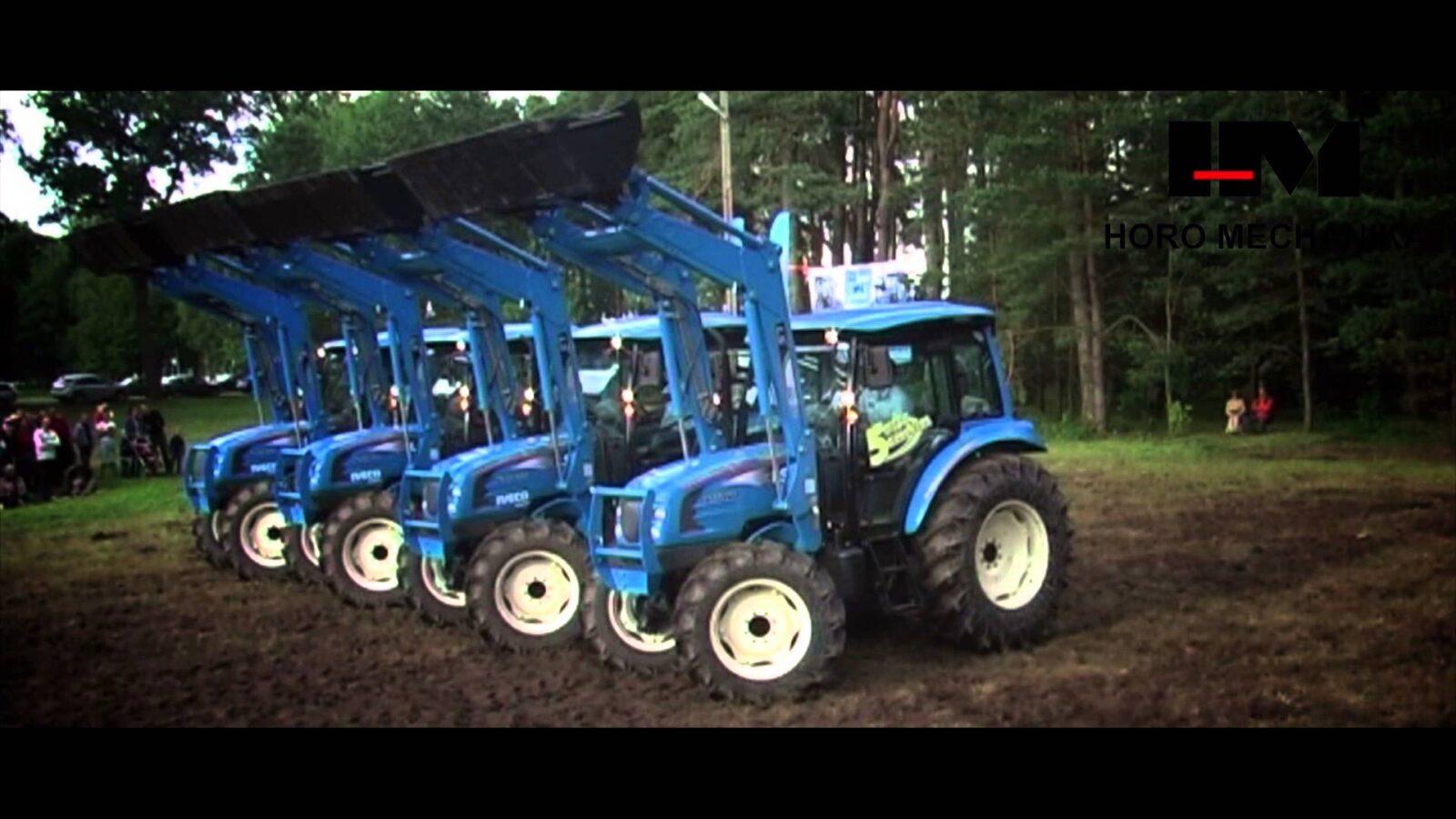 В Узбекистане приступили к сборке тракторов южнокорейской LS Mtron