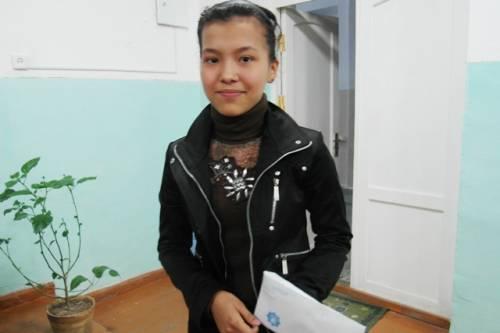 Бахора Абдусаттарова признана «Лучшей юной шахматисткой Азии»