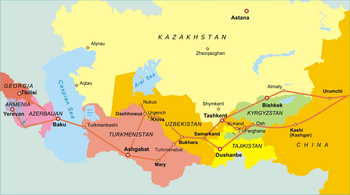 Посол Китая: Узбекистан намерен принять активное участие в строительстве экономического пояса Шелкового пути
