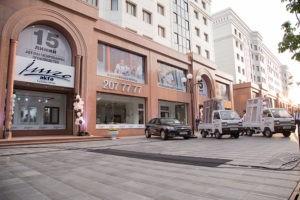 Открытие главного шоу-рума Imzo Akfa