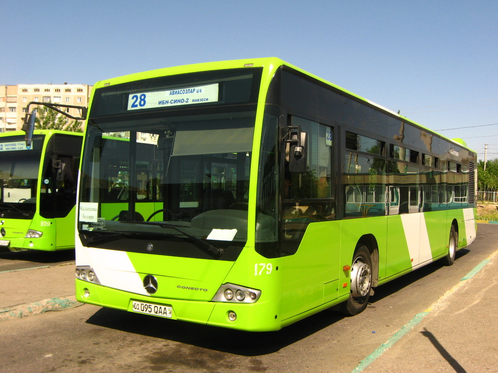 24% автопарка Ташкента переведено на газ