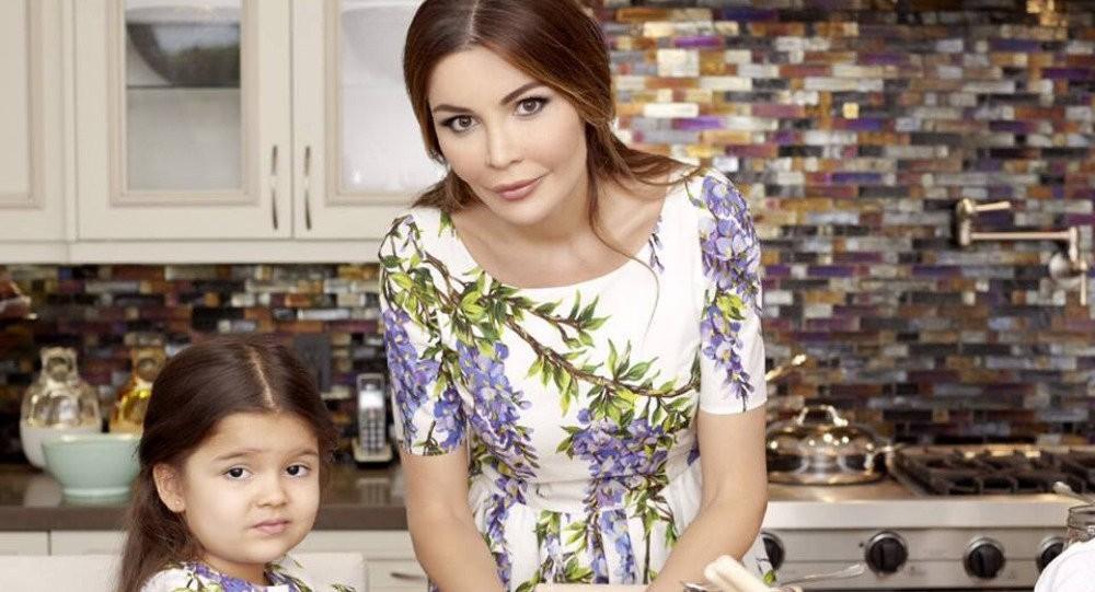 Лола Каримова-Тилляева награждена за благотворительность