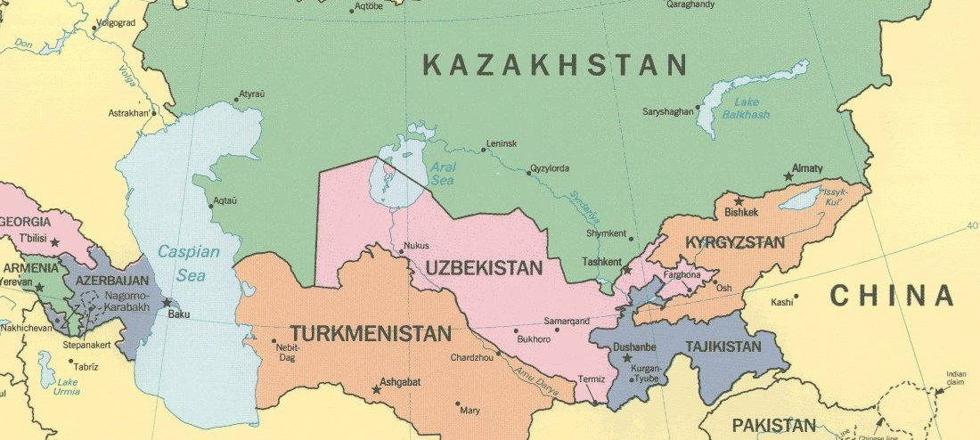 В Узбекистане и Казахстане появятся пограничные представители