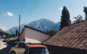 Как Наташа в горы поехала отдыхать