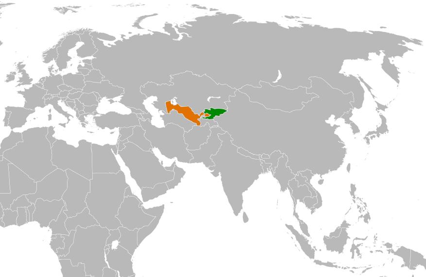 C 1991 года в Узбекистан из Кыргызстана переехали 52 482 человека