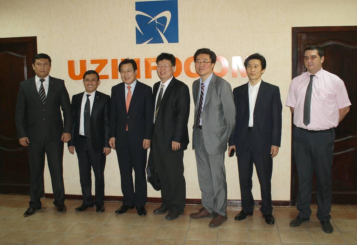 Узбекистан и Корея подписали ряд соглашений в области ИКТ