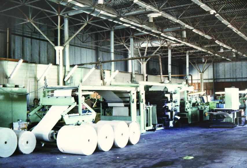 Ташкентский бумажный завод получит вторую жизнь
