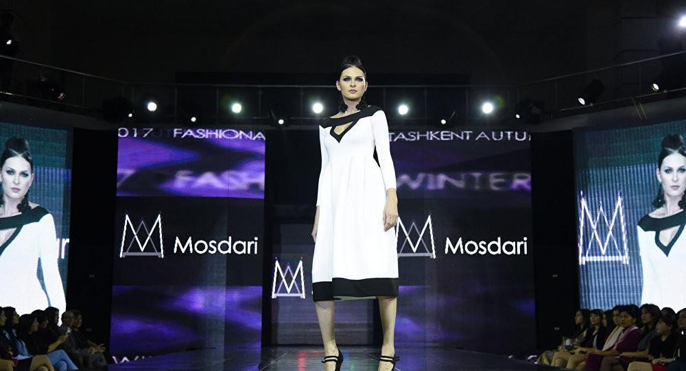 ZARQAYNAR принимает The Fashion-show «Золотая осень-2016»