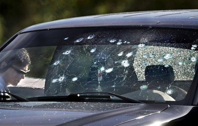 В Санкт-Петербурге неизвестный пытался застрелить гражданина Узбекистана