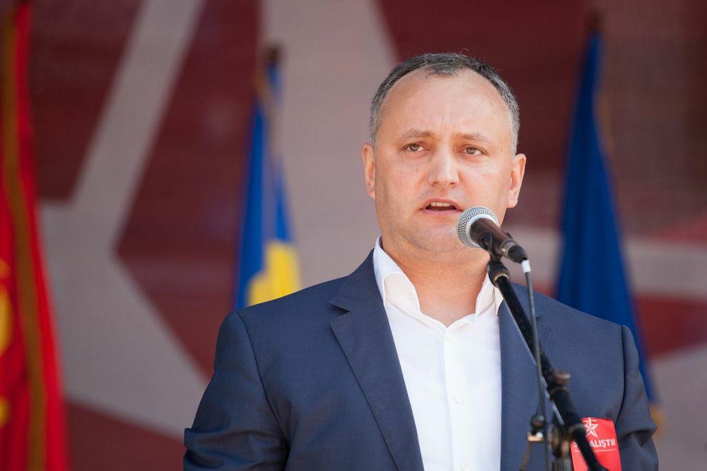 Шавкат Мирзиёев поздравил вновь избранного Президента Молдовы