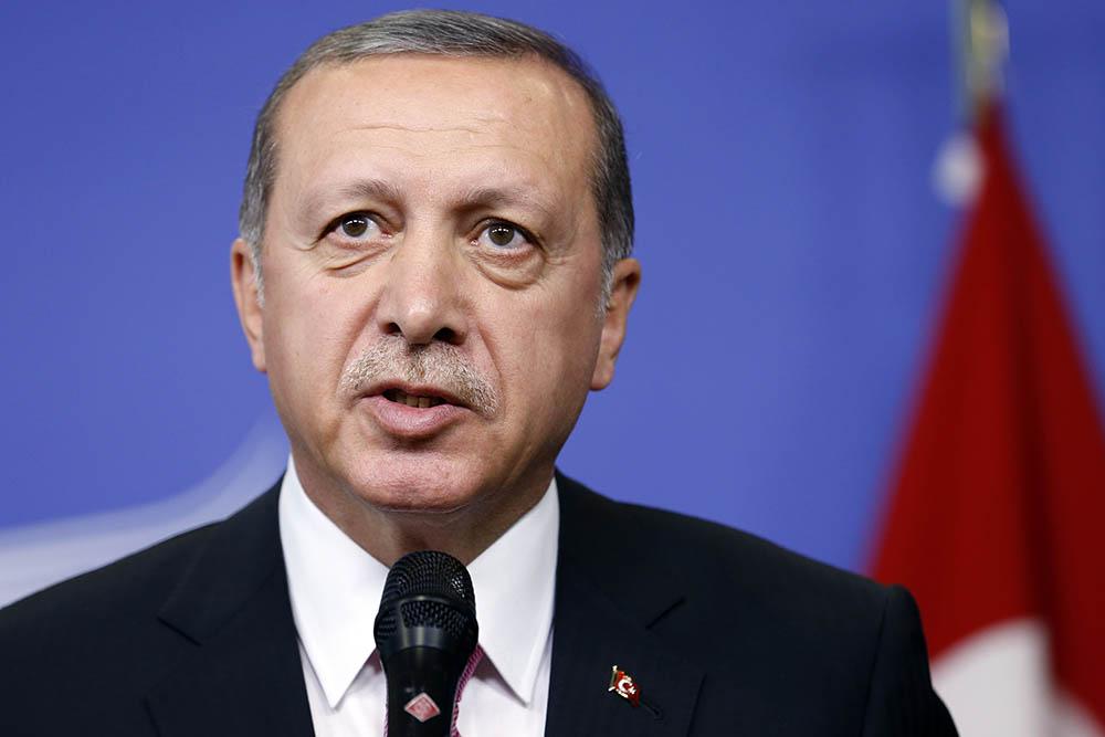 Президент Эрдоган 17 ноября прибыл в Самарканд