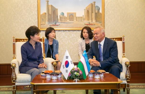 Узбекистан и Корея подписали соглашения на $2